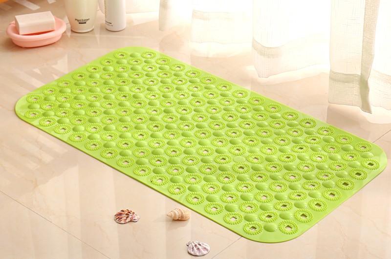 Beixiduo anti slip tapis de douche antid rapant massage spa baignoire et douche tapis avec Tapis de massage pour baignoire