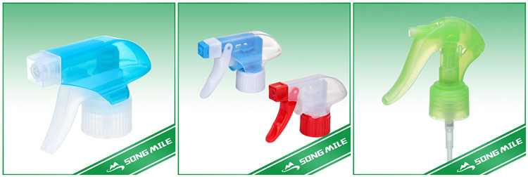 Hot sale portable mouse shape plastic mini trigger sprayer