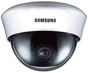"SS53 - SAMSUNG SCC-B5354 1/3"" COLOUR VARIFOCAL FIXED DOME 540TVL CCTV CAMERA"