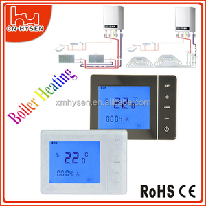 Central heating water boiler temperature controller thermostat digital