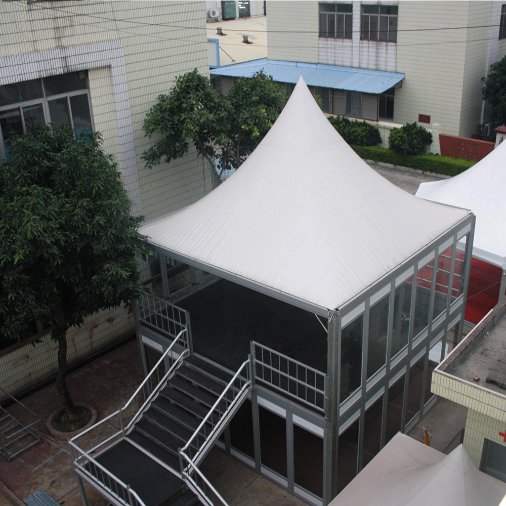 Professional Manufacturer Double Decker Tent, Outdoor Double Decker Tent For Event