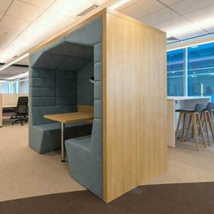 Acoustic type Office phone booth/telephone booth/office meeting pod