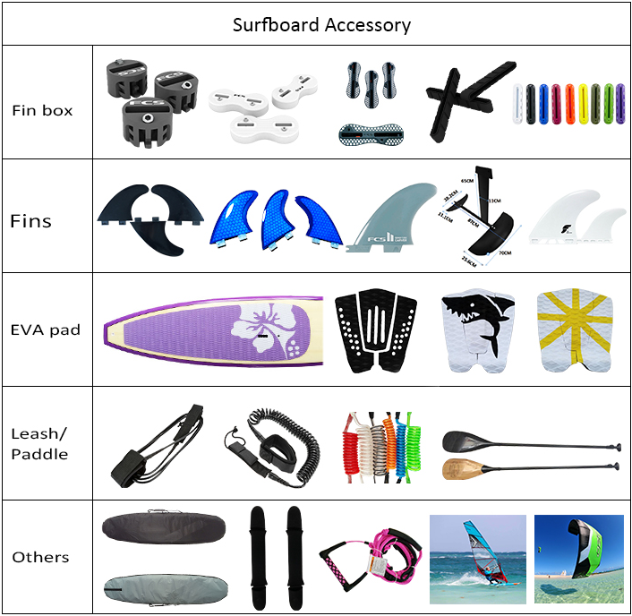 High quality customized standup shape type surfboard sup race board