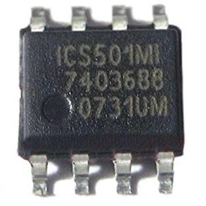 Puuli ICS501 SOIC-8 LOCO PLL CLOCK MULTIPLIER ICS501MI ICS501MIT