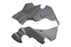 Carbon Fiber Side Fairings for Kawasaki ER-6N/ER-6F 2012-2014
