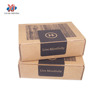 newest design functional folding cardboard mailer shopping packaging box