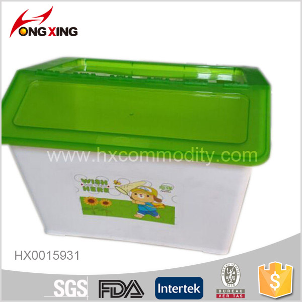 BPA free plastic PP outdoor storage container for tools