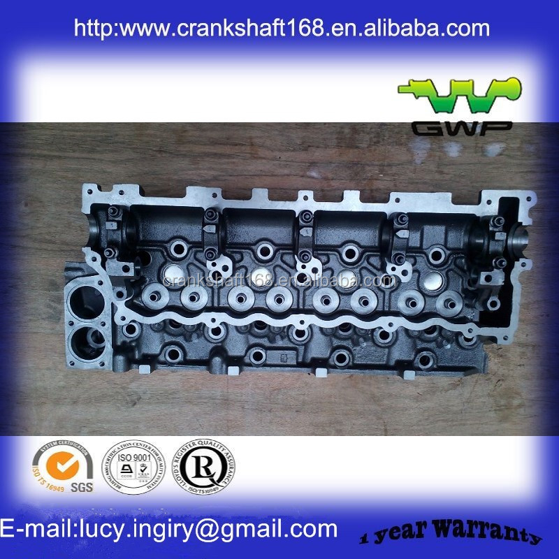 8-97358-366-0 <strong>Diesel</strong> Engine parts 4HE1 Cylinder Head for Isuz u