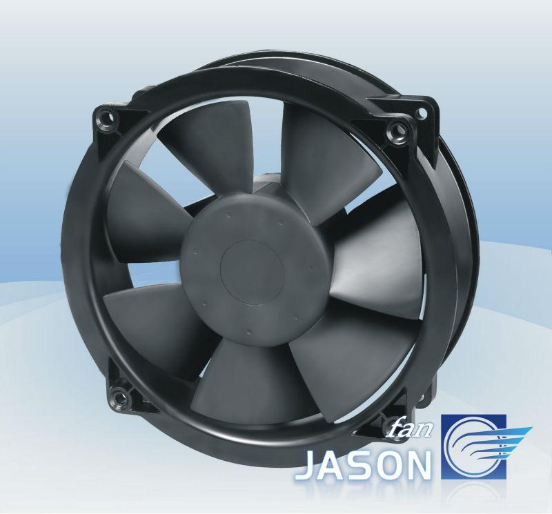 Opdateret 230x62 Mm Blades Silent Ventilator Fan Fj23062ab - Buy 230mm VZ31