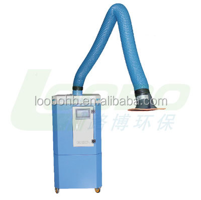LB-JC Industrial mobile welding smoke purifier,laser fume extractor