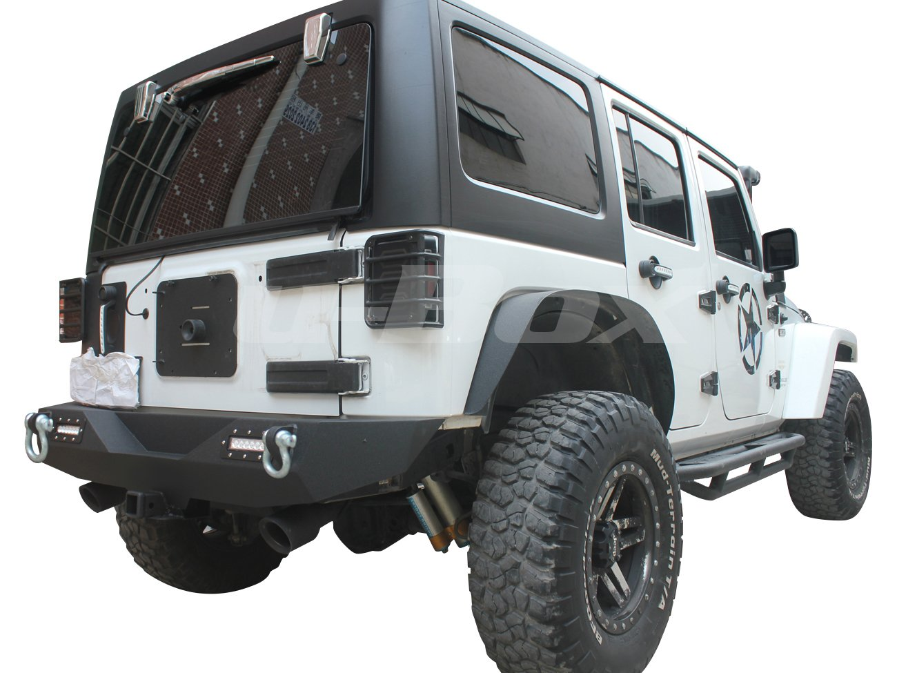 fe3513e234757 Cheap Tj Wrangler Rear Bumper, find Tj Wrangler Rear Bumper deals on ...
