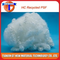 non-siliconized recycled fiber polyester stuffing wholesale