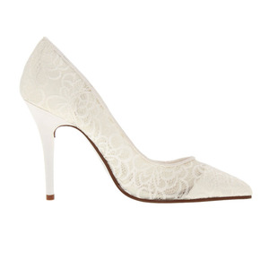 bridal shoes ivory/wholesale fashion shoes/ website shoes