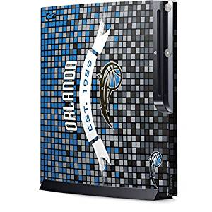 NBA Orlando Magic Playstation 3 & PS3 Slim Skin - Orlando Magic Digi Vinyl Decal Skin For Your Playstation 3 & PS3 Slim