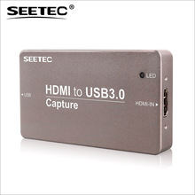 SEETEC Aluminum Design 1080P Realtime video capture card hdmi for Business