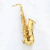 Classical Enough Stock Cheap Factory Price Best Selling New Wooden Children Beginner Standard High Gloss OEM Sax Tenor Saxophone