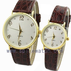 Wholesale Alibaba 2015 Western Valentine's Day his and hers watch gift set