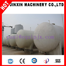 JX LPG gas storage tank, ISO cryogenic storage tank container on sale
