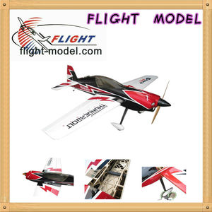"Top model rc plane Sbach 342 50CC 29% (86.6"") F139 rc model"