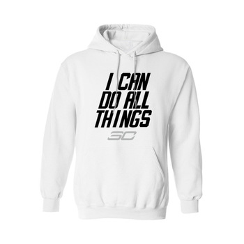 newest 5ddf3 2537b Stephen Curry I Can Do All Things Logo Warriors Zip-up Hoodie Sweatshirt  Cotton Jacket - Buy Mens Cotton Jacket,Hoodie,Cotton Sweatshirt Product on  ...