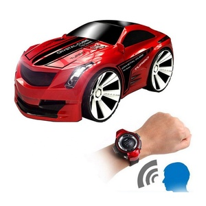 Intelligence Watch Remote Control Car 6 colors Optional Voice Control Watch Mini RC Car for Children Gift