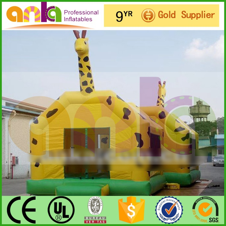 OEM ODM factory inflatable pirates bouncer