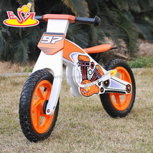 Wholesale high quality children popular wooden balance bike for sale W16C157
