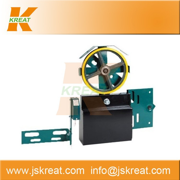 Elevator Parts|Safety Parts|Tension Device KT52-300|wire rope tensioner