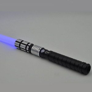 MLB0012F quality CNC Lightsaber swords heavy dueling custom lightsaber with FOC sound
