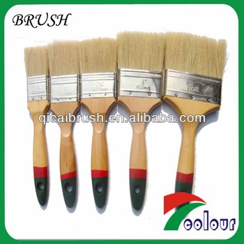 2014 best paint brush brands 100 pure chinese white bristle paint