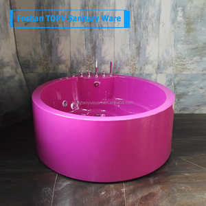 Attractive Pink Bathtubs, Pink Bathtubs Suppliers And Manufacturers At Alibaba.com