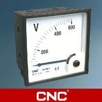 Yc-2t96 Double Moving Ac Voltmeters,Panel Meter