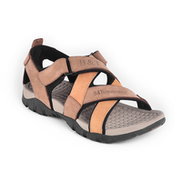 2019 Summer Men Leather Beach Sandal,Men'S Sandal