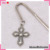 Custom metal bookmarks with pendant, cross pendant metal bookmarks wholesale