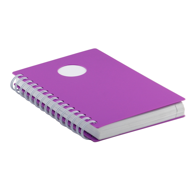 Custom Spiral Exercise Paper Note Book