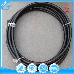 Custom fireproof natural gas rubber hydraulic hose