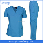 Nurse Nurse Good Price Oem Wholesale Bleach Resistant Nurse Scrubs