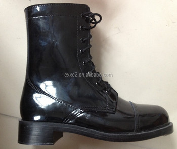 military drill boots for parade use for bdf buy boots drill boots