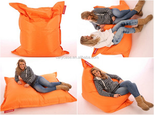 Giant Outdoor bean bag ORANGE,Versitle function beanbags home furniture - 140*180cm big size lounge - RELAX Lazy cushion