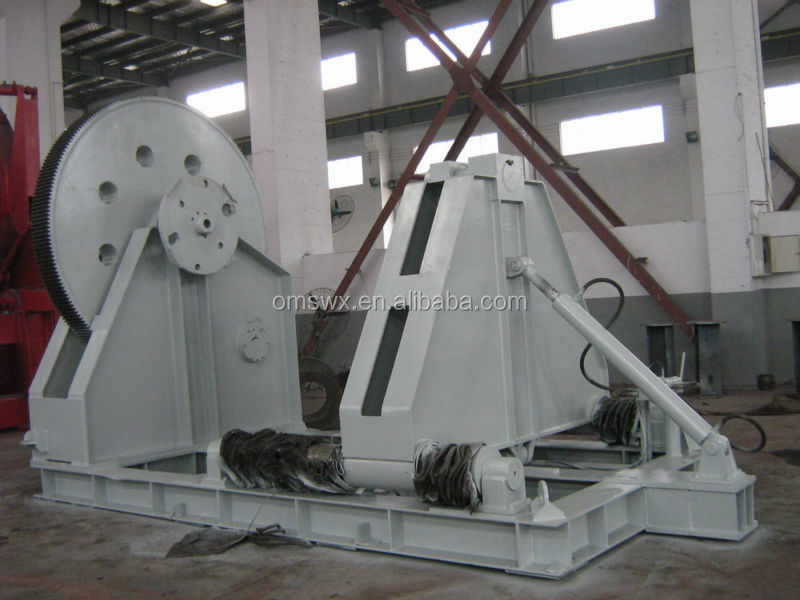 Hydraulic Wire Rope Spooling Machine, Hydraulic Wire Rope Spooling ...