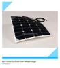 40W Mono flexible solar panel good quality transparent thin film flexible roofing solar panel manufacturers in China