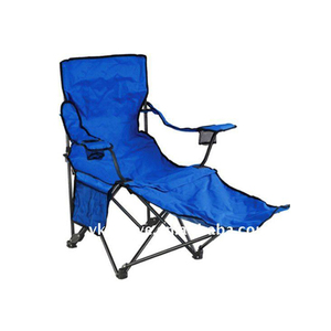 Best-selling outdoor beach foldaway chair with footrest