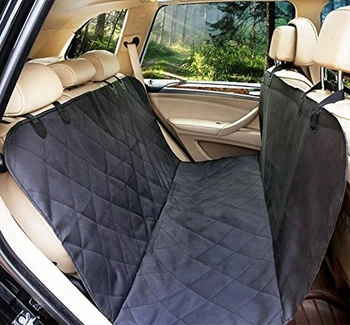 Best Selling On Amazon Store Pet Dog Car Seat Cover Mat For