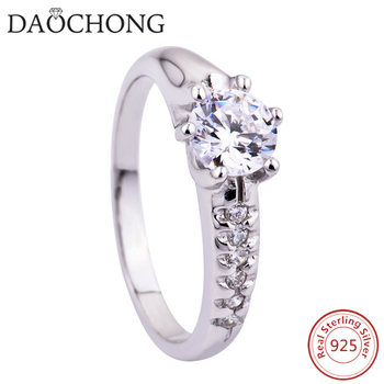 Fashion New Trendy Jewelry Value 925 Silver Ring 925 Thailand