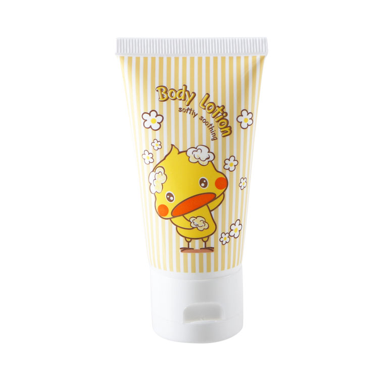 30ml new custom plastic Body Lotion Packaging <strong>Tube</strong> for hotel