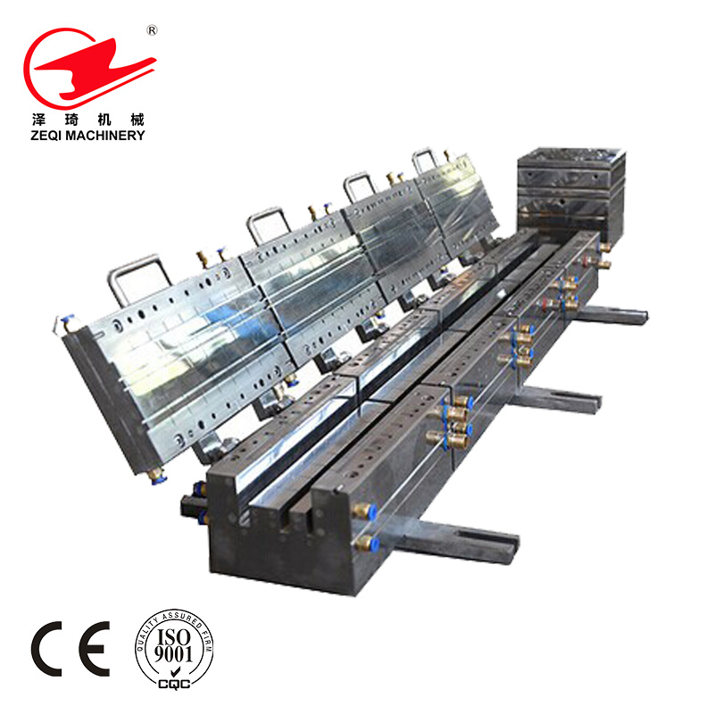 Hot Sell WPC Wood Plastic Profile Extrusion Mould/Tool/Die