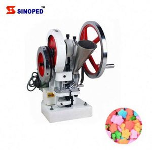 [SINOPED] Single Punch Press Machine  for tablet pill press maker tdp 5 tablet press