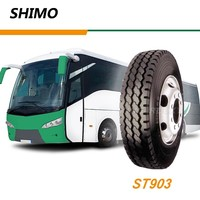 SHIMO ST903 Wear-resisting buy truck and bus inflatable tire in china sizes 9.00R20