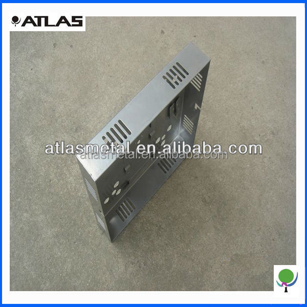 Sheet Metal Cover Fabrication,bracket Metal Fabrication,galvanized Sheet  Metal Fabrication