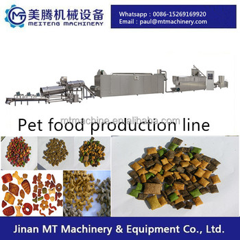 extrusion tech floating fish feed pellet machine